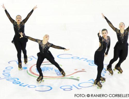 – Pattinaggio artistico –  Zoppas Arena Conegliano