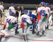 HockeyInline Azzurrini