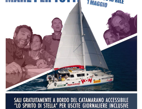 -Vela per tutti – Wow_Wheeels on Waves a Lignano Sabbiadoro