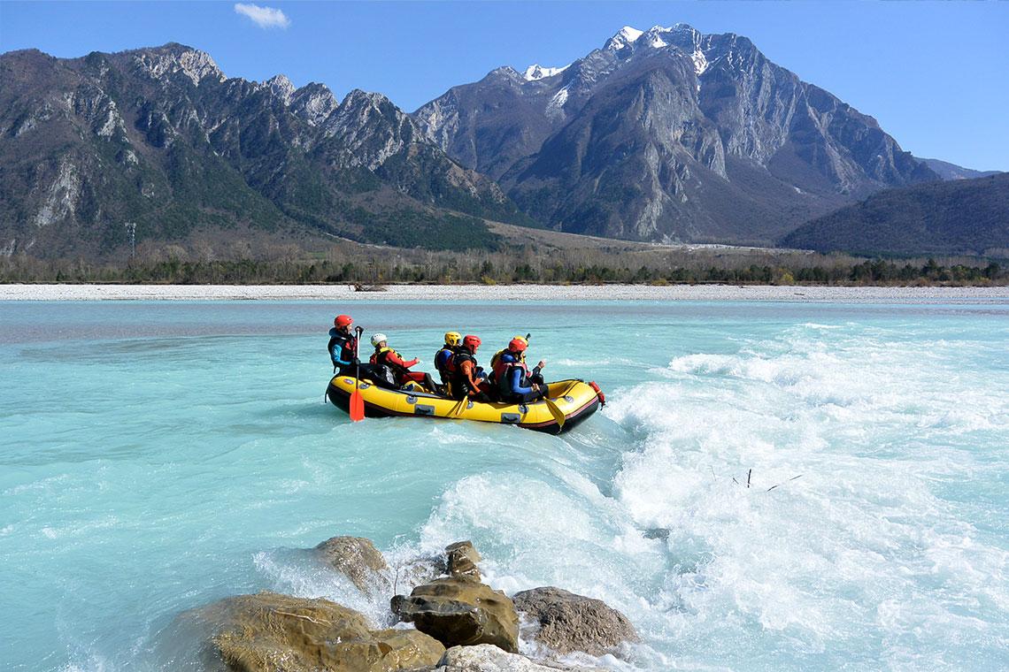 Ariadifesta Rafting