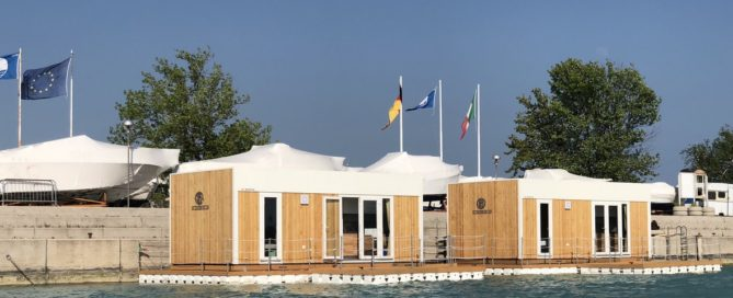 FVG Marinas Floating resort_Marina UNO