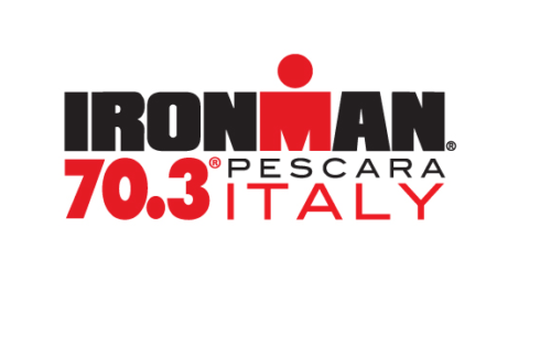 IronMan 70.3 logo