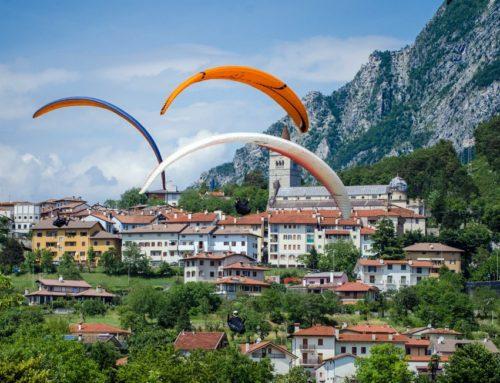 – Paragliding World Cup – Vele spiegate nel cielo di Gemona