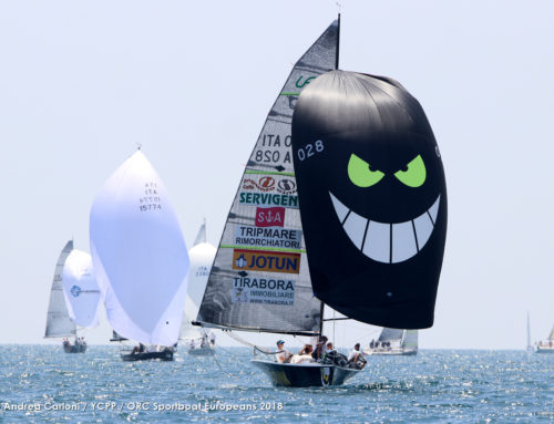– Portopiccolo – concluso l'ORC Sportboat European Championship 2018 – La classifica