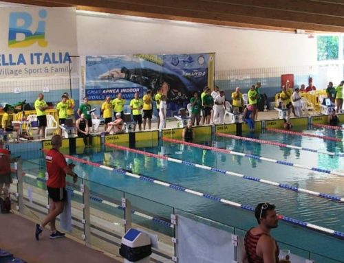 – Apnea Indoor – 10° campionato mondiale a Lignano (UD)