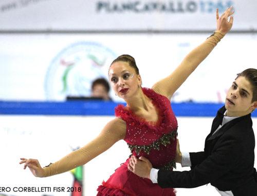 """-Pattinaggio – Due ori in """"coppie artistico e danze"""""""