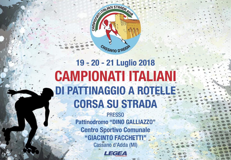 FISR camp.italiano corsa su strada