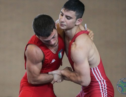 -Lotta Olimpica- Da Lunedì 30 Luglio via agli Europei Juniores