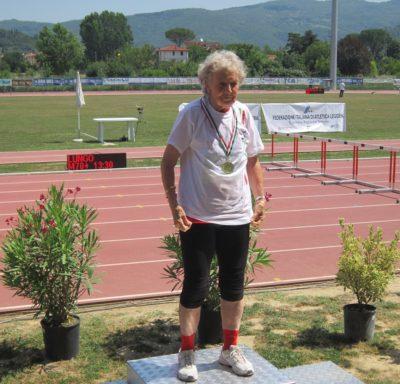 nuova atletica friuli Nives Fozzer