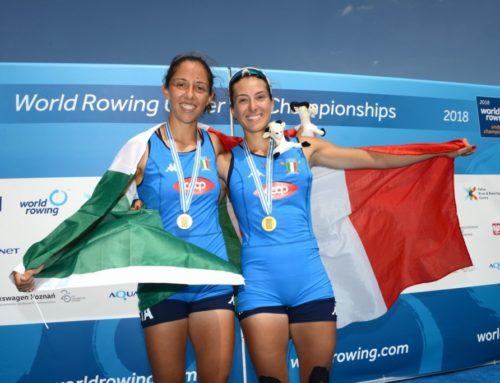 -Canottaggio FVG – Buttignon Campionessa Mondiale Under 23