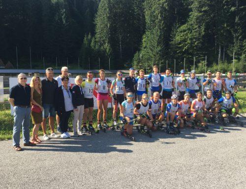 -Forni Avoltri- Zilli, abbraccio della Regione FVG alla nazionale di Biathlon