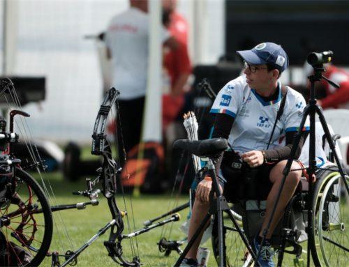 -Tiro Con L'Arco-Campionati Europei Para-Archery  Pilsen (Cze), 11-19 agosto 2018