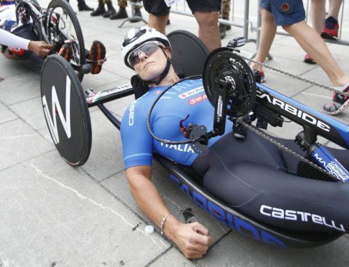 -Ciclismo Paralimpico- Mondiali di Maniago- per l'Italia quattro ori, un argento e un bronzo nella prima giornata