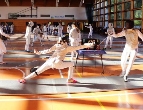 -Nazionale di Fioretto Under 20- Piani di Luzza