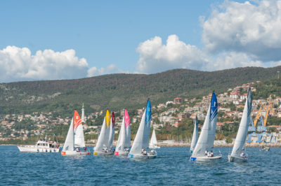 barcolana 50 eventi mare