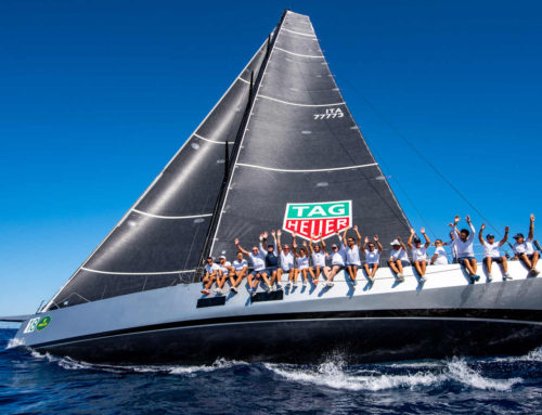 – Vela – SuperNikka si aggiudica la Maxi Yacht Rolex Cup 2018