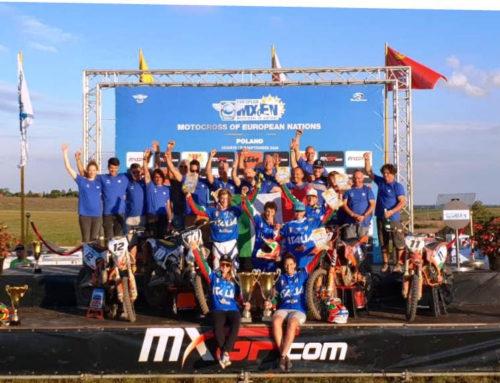 -L'Italia domina il Motocross delle Nazioni Europee