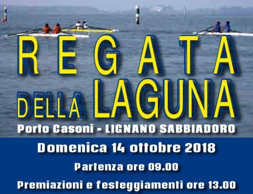 -Lignano- Domenica la 8° edizione della Regata della Laguna