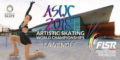 campionati del mondo pattinaggio artistico