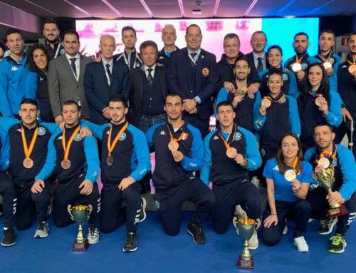 – Karate – Mondiali: Italia chiude a quota 7, prezioso viatico per le Olimpiadi di Tokyo