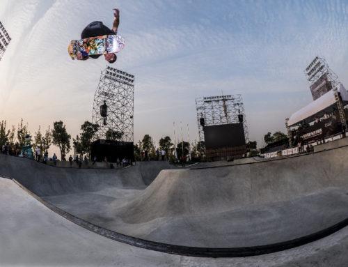 –  Skate- Al brasiliano Barros il 1° titolo mondiale di Skateboarding Park