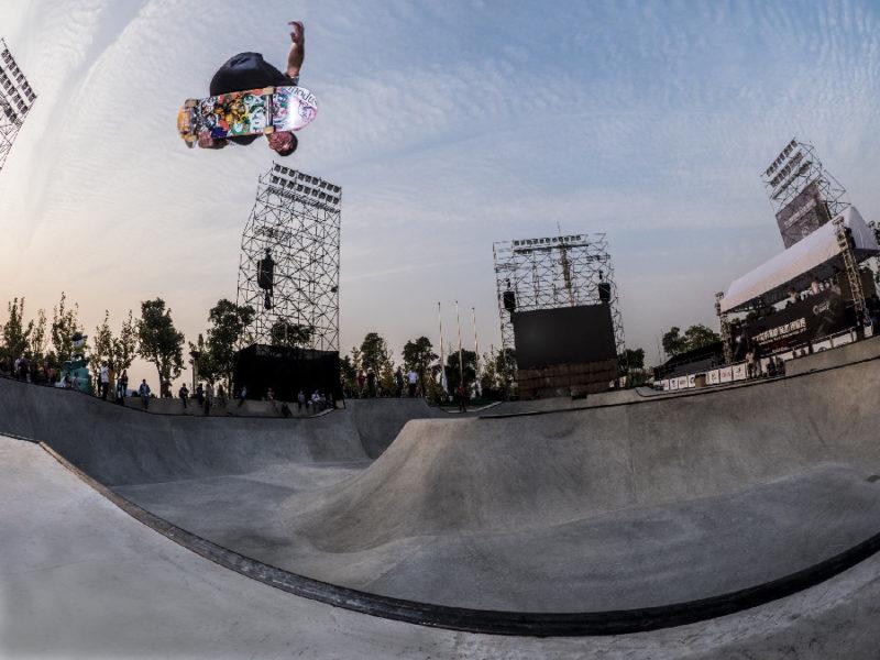 mondiali skateboarding