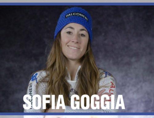-Sci Alpino- Video intervista a Sofia Goggia- Io Voglio Giocarmela sempre!