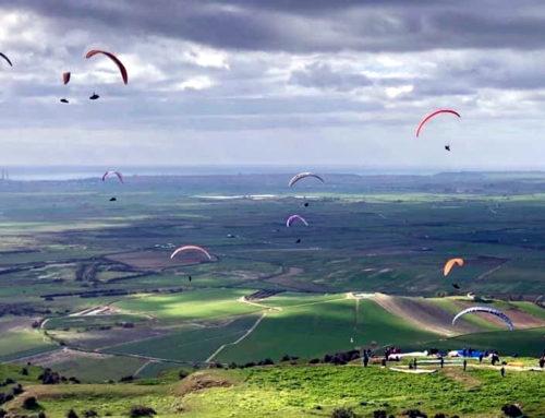 – FIVL- Il volo in deltaplano e parapendio alle soglie del nuovo anno