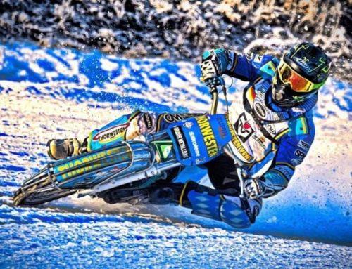 -Campionato Europeo di Speedway su Ghiaccio- E' medaglia di Bronzo per Luca Bauer-
