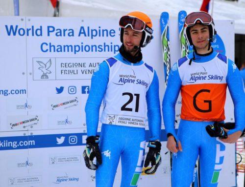 – Sci Alpino Paralimpico – Bertagnolli e Casal vincono altri due ori