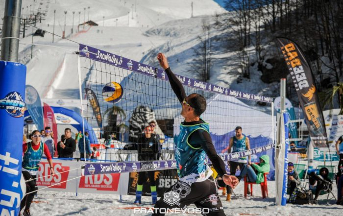 snow volley tour zoncolan