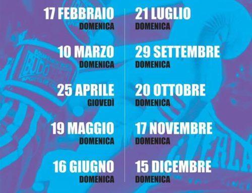 -Pugilato FVG – Coppa Friuli Venezia Giulia 2019 – Il Calendario