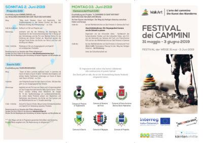 festival dei cammini