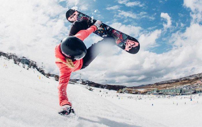 snowboard piancavallo