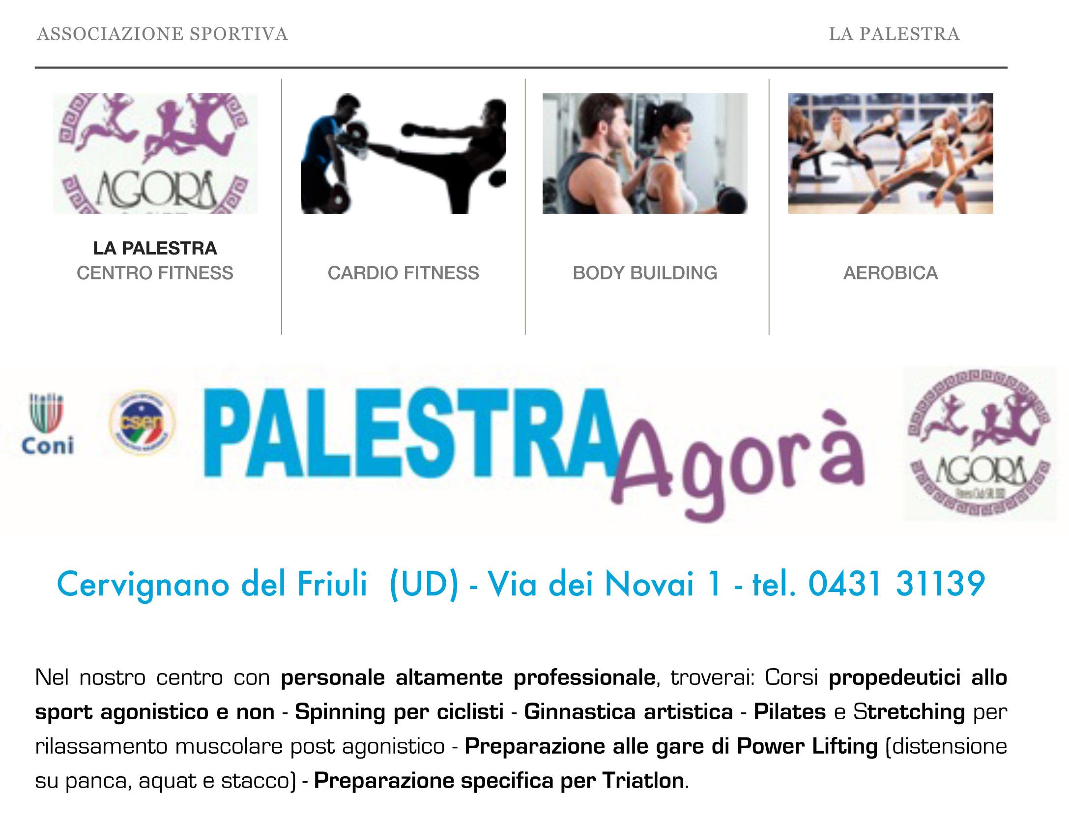 A.s.d. Palestra Agorà