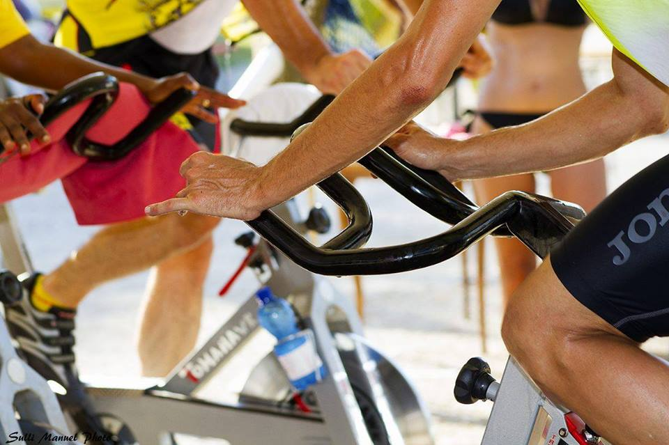 spinning benefici dell' indoor cycling