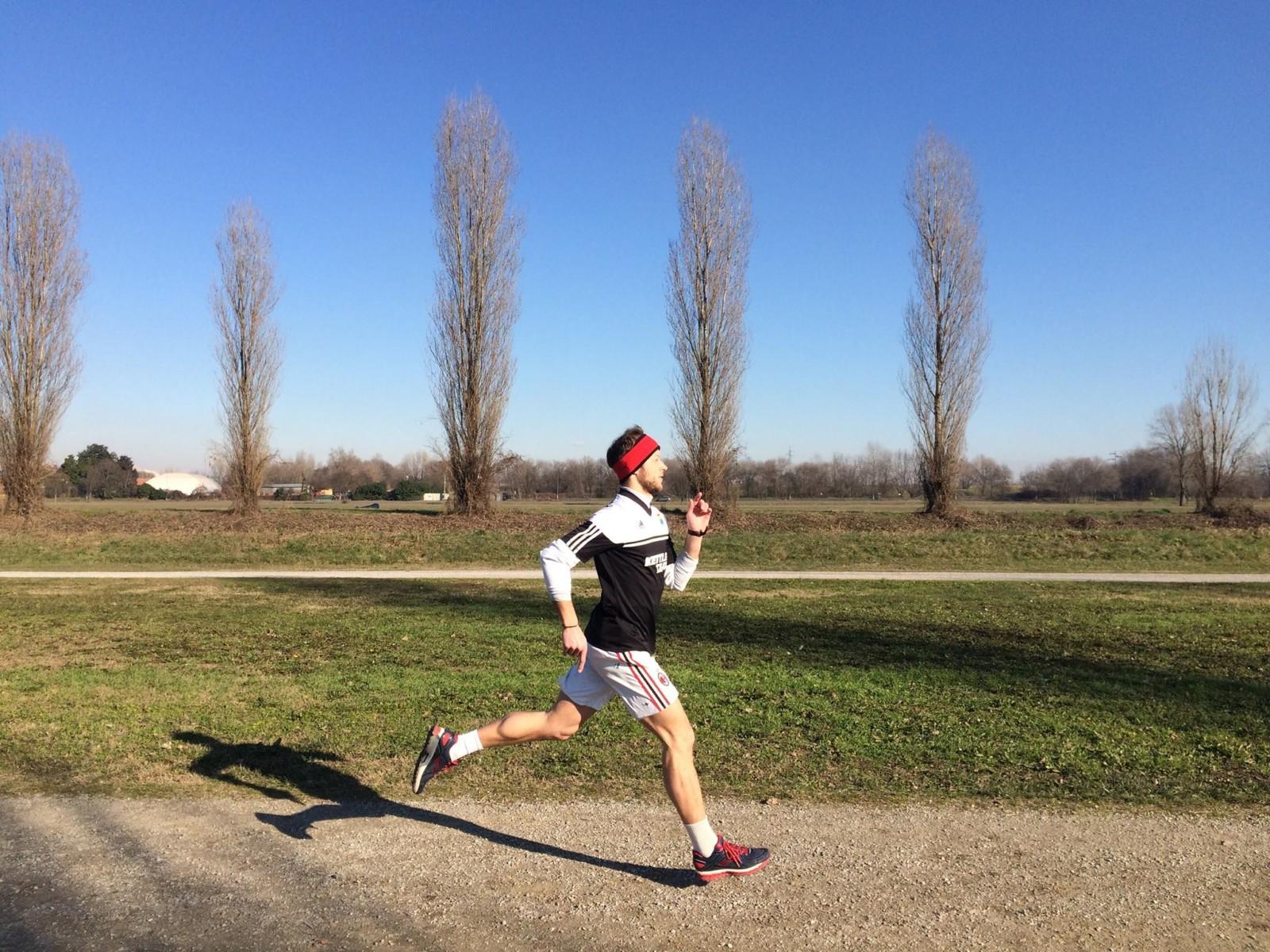 -Gigi Faina-42×42 Born To Run-Un impresa Epica