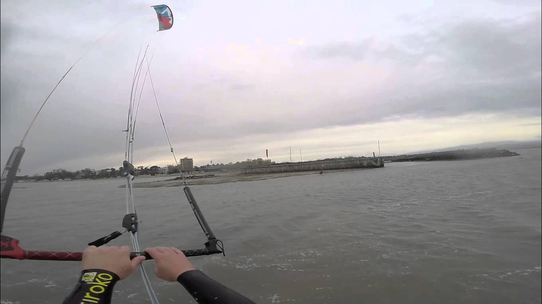 -KiteSurf FVG -Fare Kiting Nella Laguna di Grado-