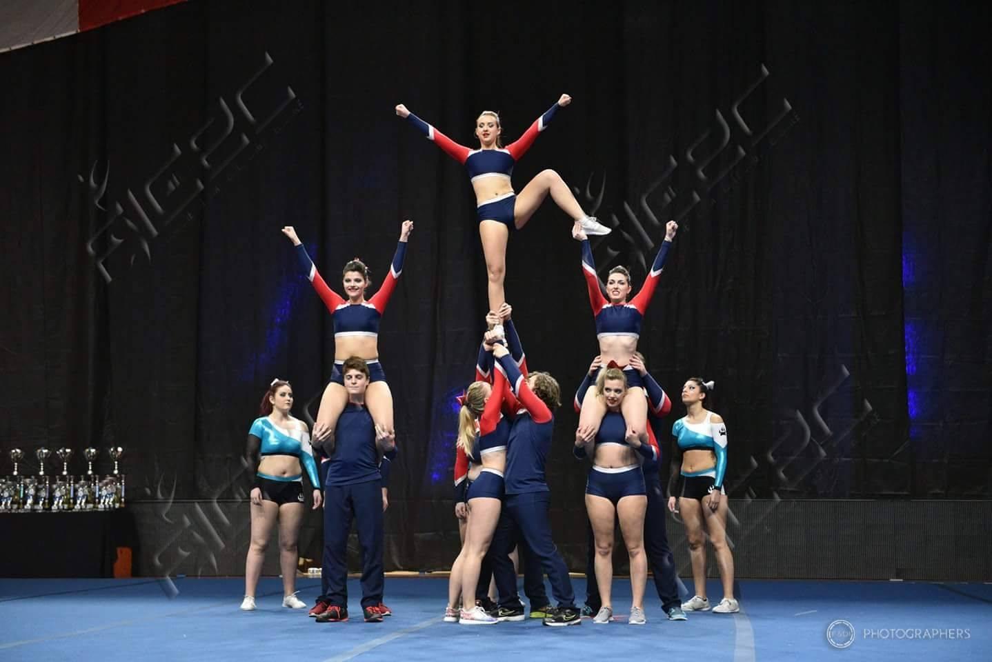 -Il Cheerleading FVG- Cos'e', e dove si pratica in regione