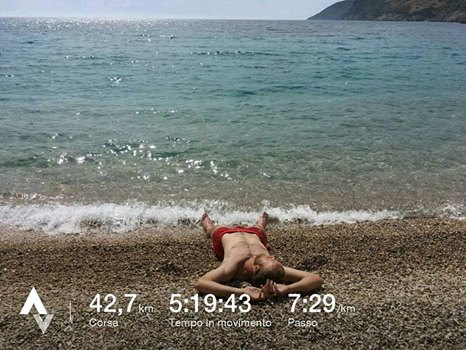 – Gigi Faina – 42×42 Born To Run – Guarda il video –