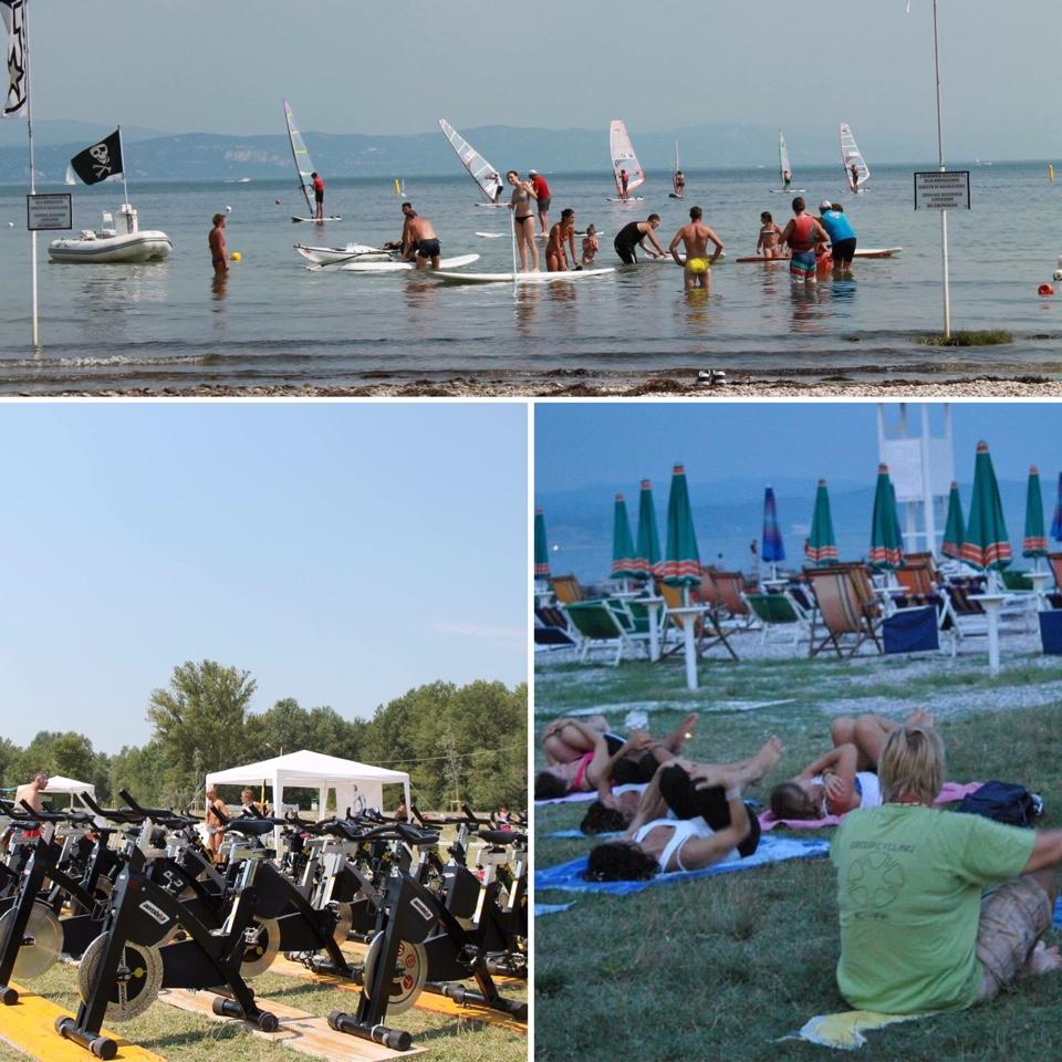 marina, julia, beach, fitness