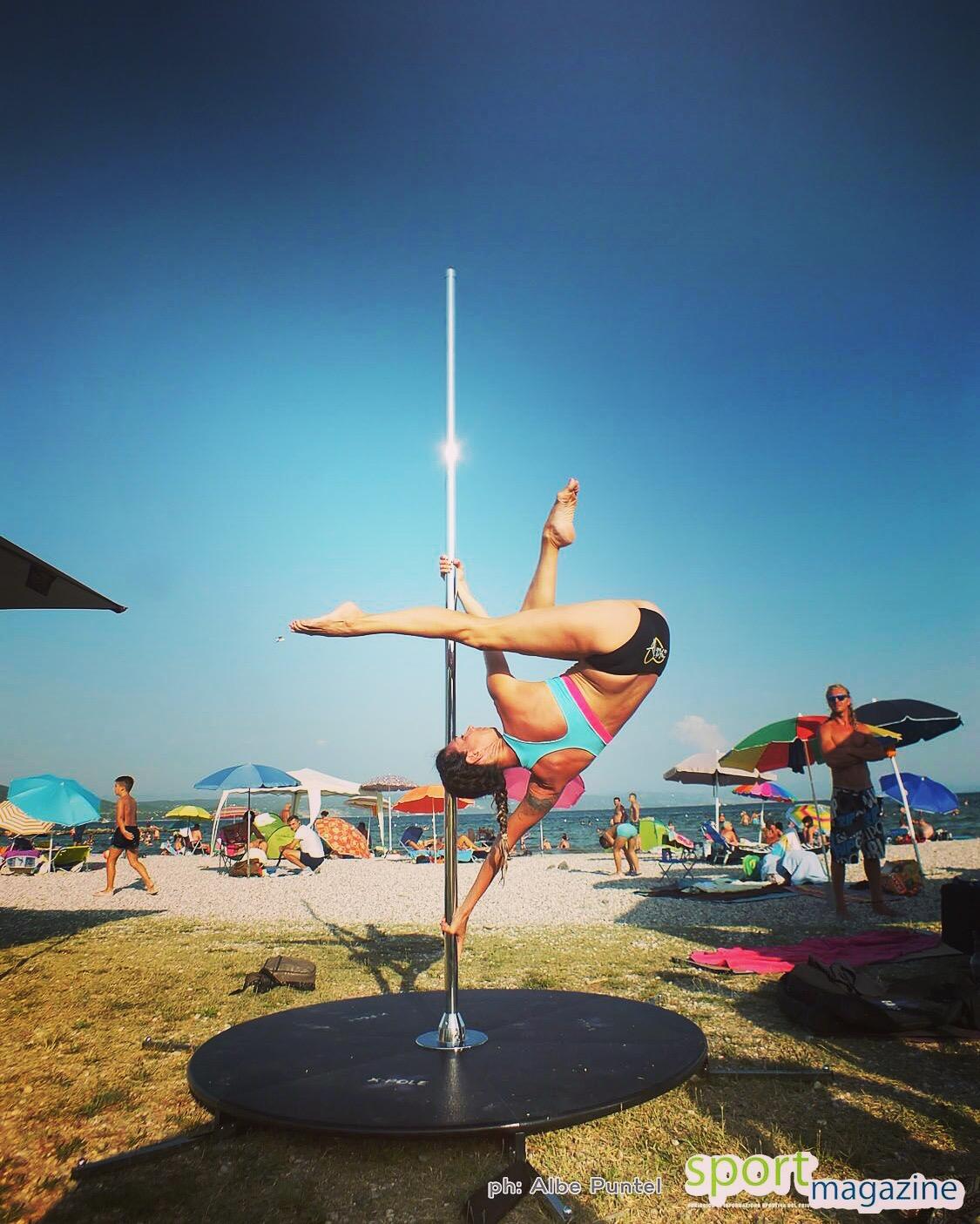 Pole dance – Sulle ali di una farfalla
