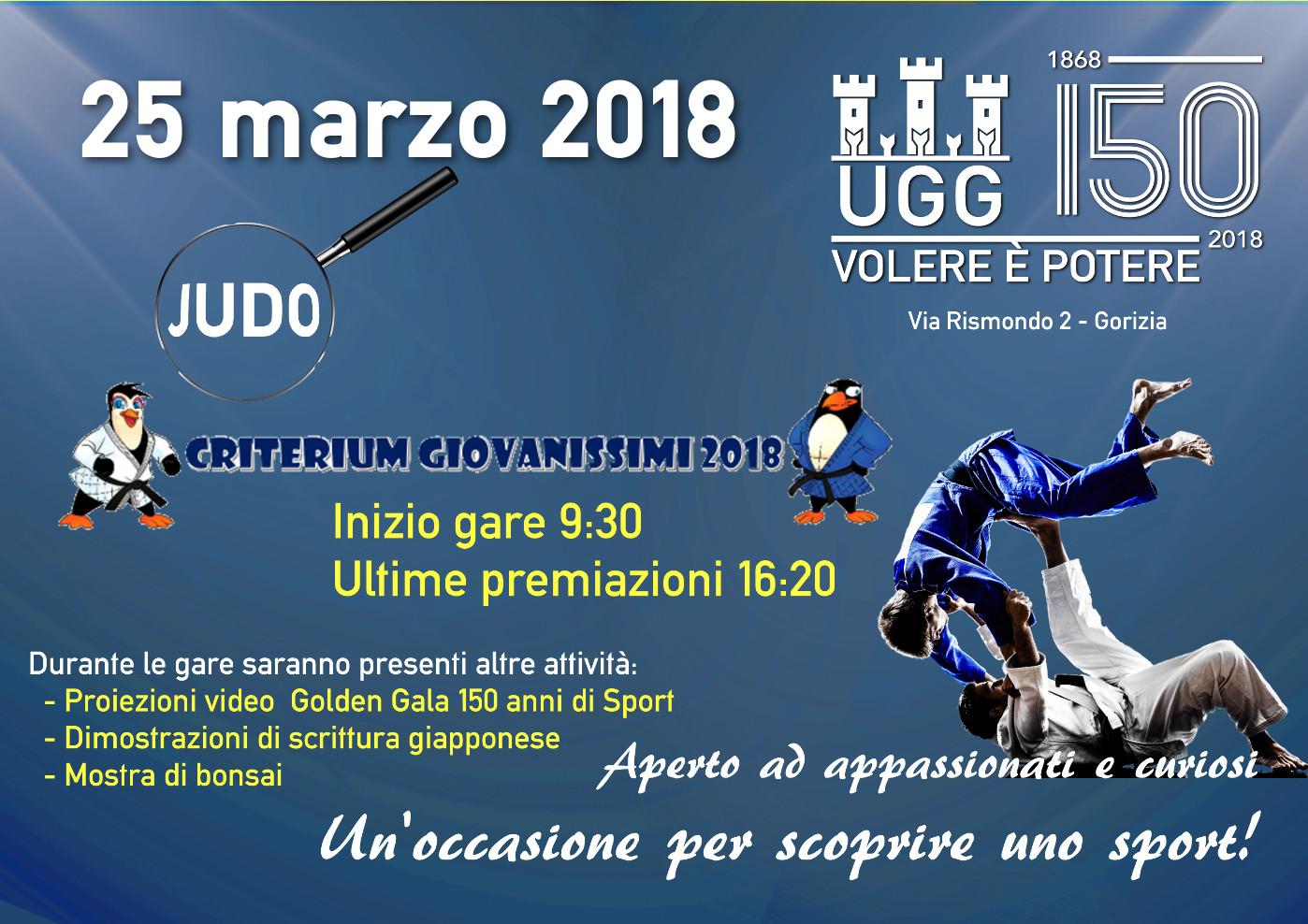 UGG criterium
