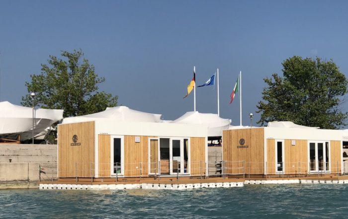 FVG Marinas Floating resort_Marina UNO