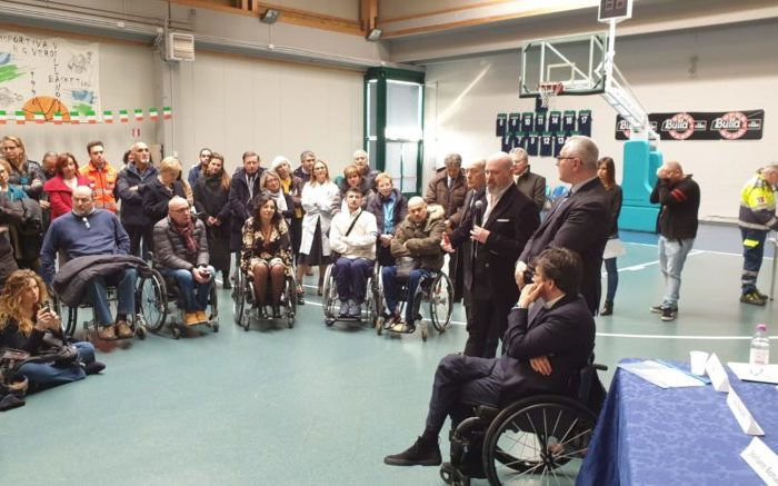 centro nazionale paralimpico