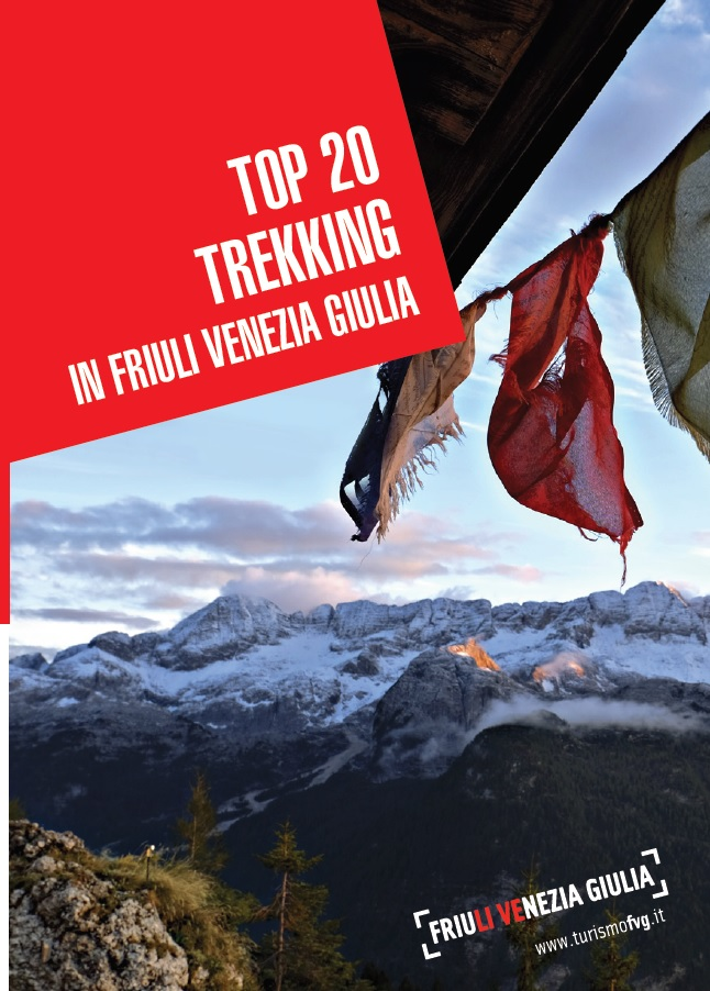 -Turismo FVG- Trekking e vie ferrate senza segreti – due nuove guide per la montagna
