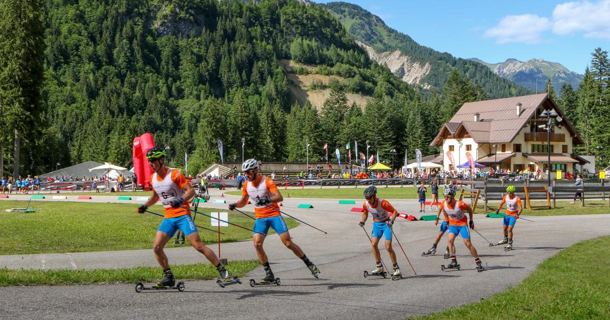 -Forni Avoltri- Al via a settembre  i Campionati Italiani Estivi di Sci di fondo e Skiroll 2019