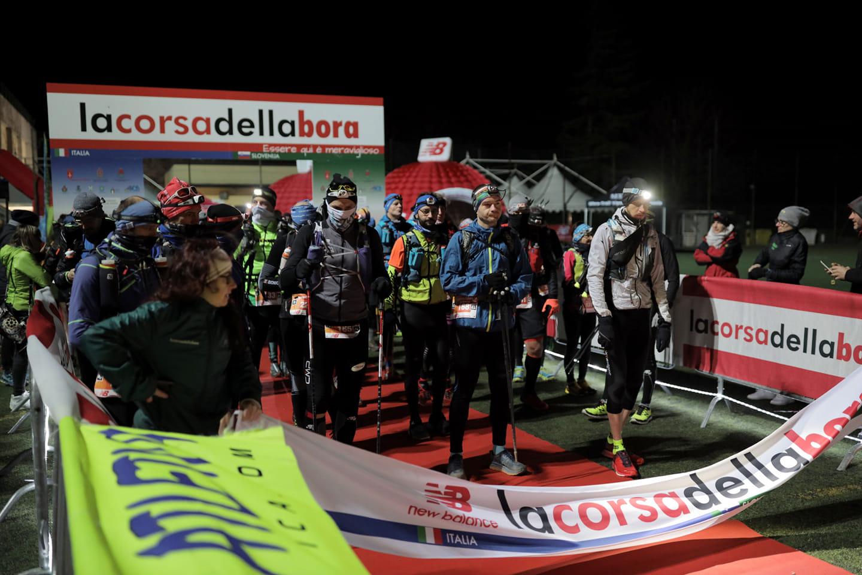 -S1 – corsa Della Bora- La Cronaca delle Gare